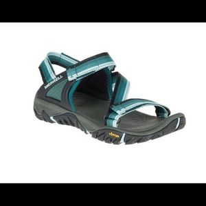 Merrell Women's Water and Hiking Sandal
